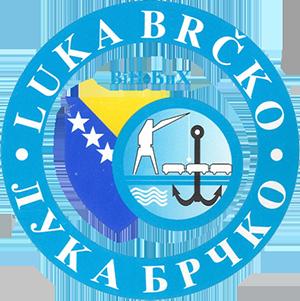 Luka Brčko Mobile Logo